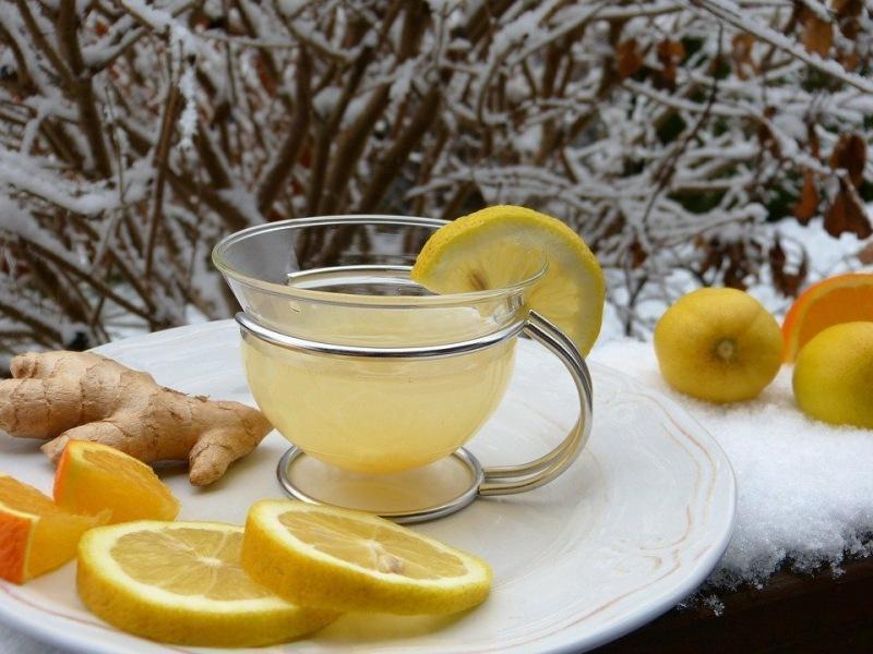 Начала пить лимонную воду и делать упражнения - ушел живот
