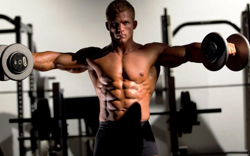Законы набора мышечной массы