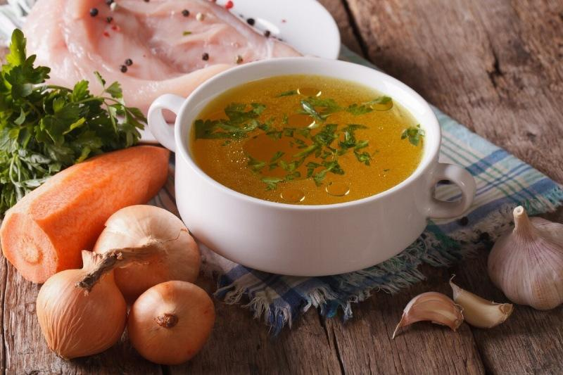 Обязательно ли есть суп?