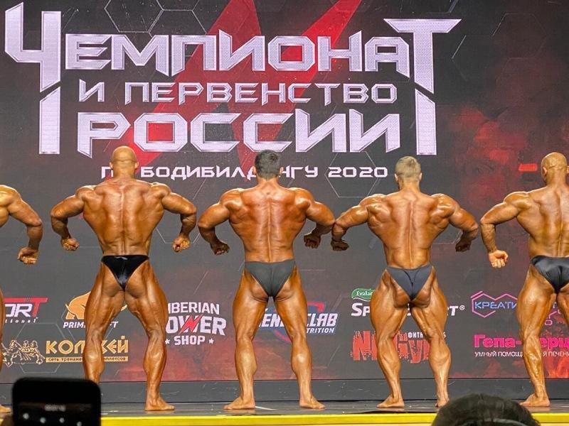 Виталий Угольников стал Чемпионом России по бодибилдингу!