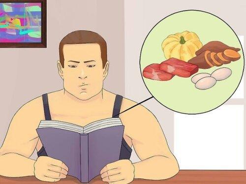 Диета мужчин после 40. Зачем взрослому мужчине прикорм?