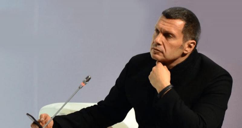 Диета Владимира Соловьева: как похудел знаменитый ведущий