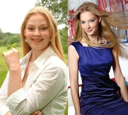 Как похудела Ходченкова на самом деле
