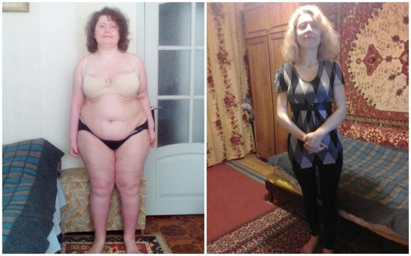 Хватит худеть, ты уже совсем прозрачная