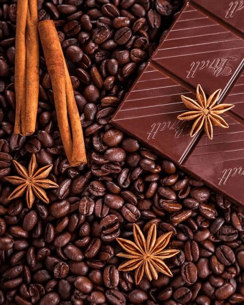 Исследования показали: Шоколад на завтрак полезен!