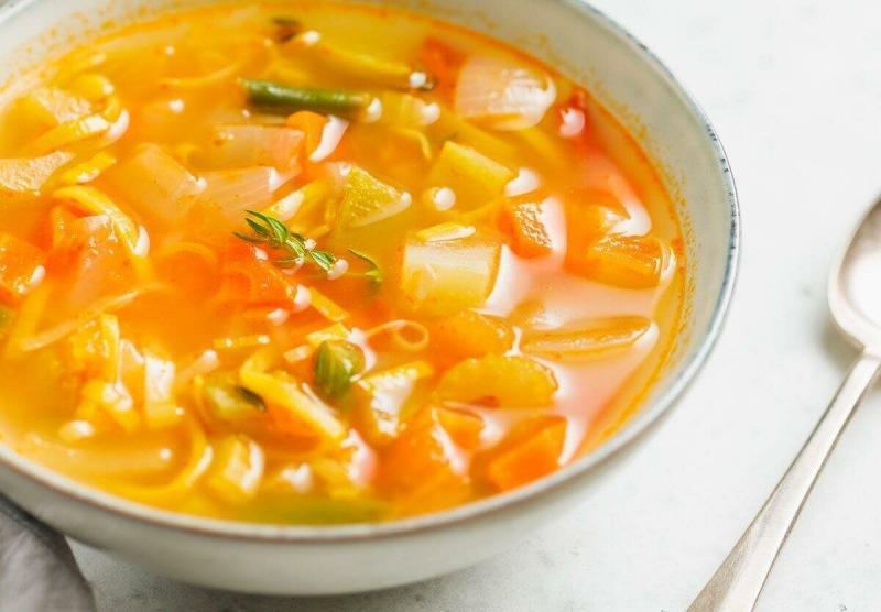 Суповая диета Марии Киселевой: минус 7 кг за 10 дней