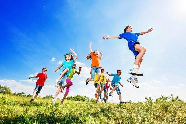 Как поправить детское здоровье?