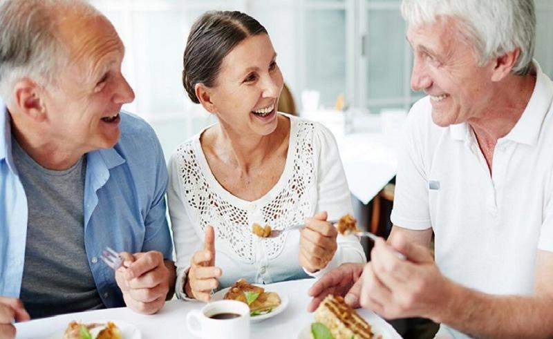 Золотые правила питания для пожилых