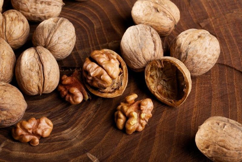 10 причин, чтобы употреблять грецкие орехи ежедневно.