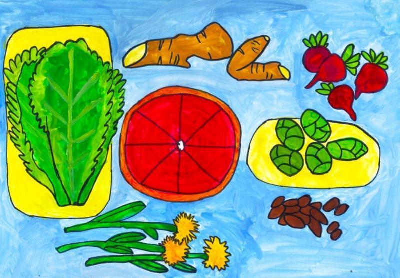 Горькая еда – для здоровья печени и повышения иммунитета