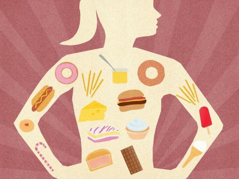 Как перейти в режим жиросжигания?