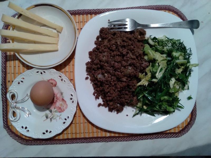 Самый простой, естественный и здоровый рацион питания