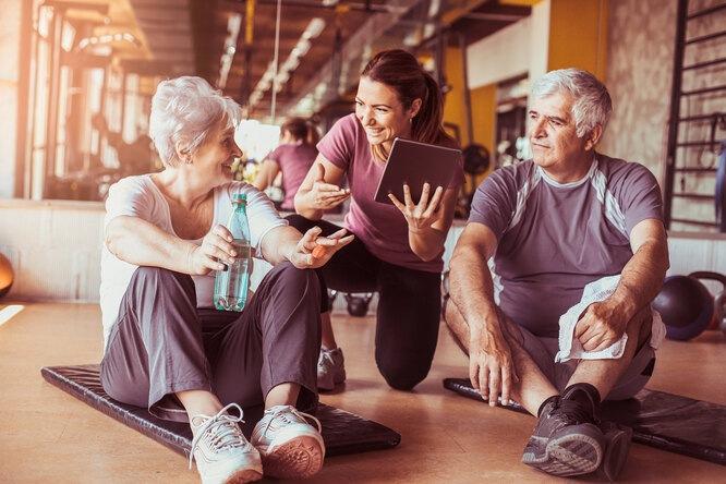 5 упражнений, которые стоит забыть после 50
