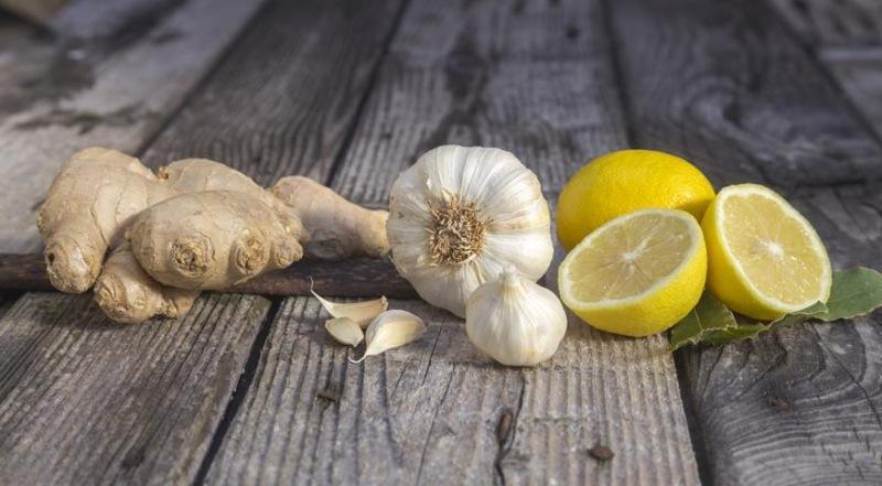 Имбирь, лимон и чеснок - большая триада от коронавируса?
