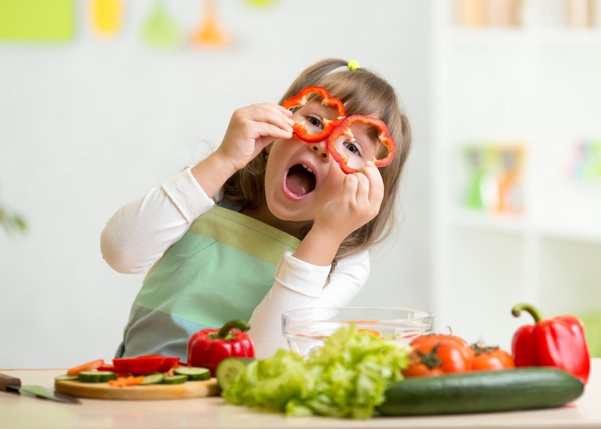 Рацион ребенка: что следует знать о правильном питании для самых маленьких?