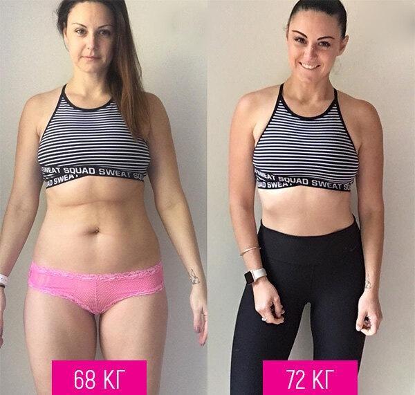 Фигура не зависит от веса: если не верите, посмотрите эти фото