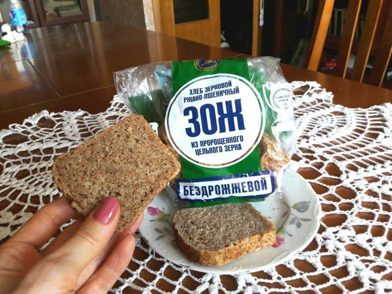 Хлеб без муки. Для чего это и почему я его покупаю