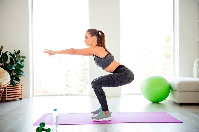 Избавляемся от штанов на бедрах: 5 самых эффективных упражнений!