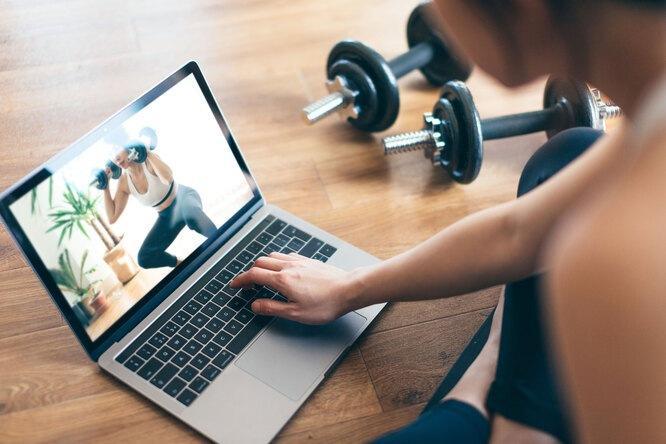 Нижняя часть тела: тренировки для быстрого похудения