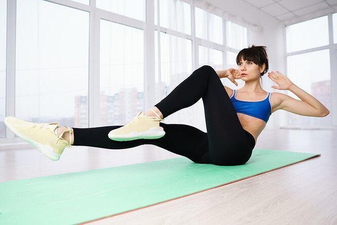 Табата тренировка: сжигание жира за 4 минуты в день