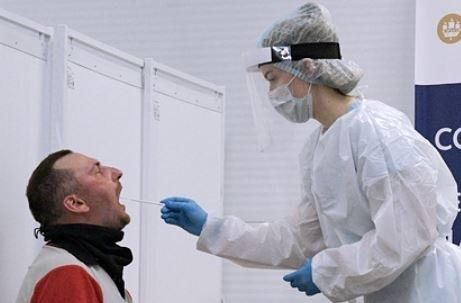 Врач назвал это «золотым стандартом» тестирования на коронавирус
