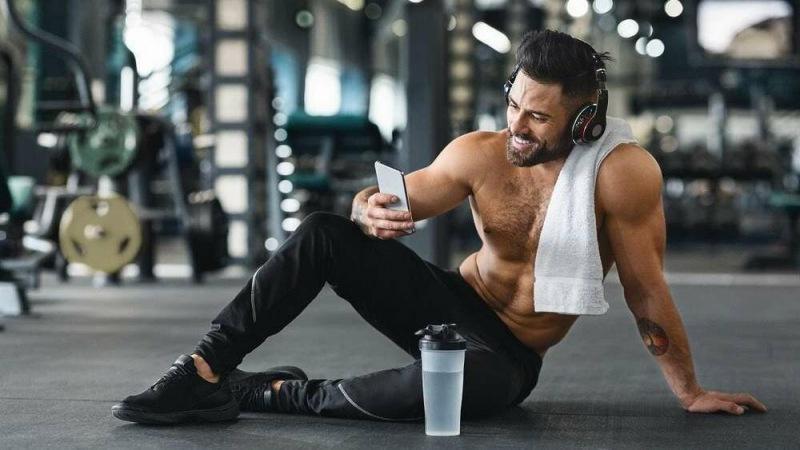 Как расслабиться во время тренировки?