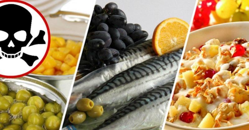 Самые опасные продукты для желудка. 10 лучших антигероев