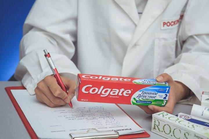 Выбирайте полезную и безопасную зубную пасту с Росконтролем
